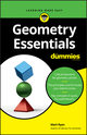 Geometry Essentials For Dummies (1119590442) cover image