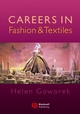 Careers in Fashion and Textiles (1405118342) cover image