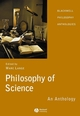 Philosophy of Science: An Anthology (1405130342) cover image