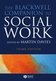 The Blackwell Companion to Social Work, 3rd Edition (1405170042) cover image