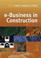 e-Business in Construction (1405182342) cover image