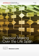 Decision Making over the Life Span, Volume 1235 (1573318442) cover image