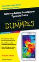 Samsung Galaxy Smartphone Tipps und Tricks für Dummies (3527696342) cover image