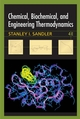 Chemical, Biochemical, and Engineering Thermodynamics, 4th Edition (EHEP000542) cover image