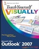 Teach Yourself VISUALLY Outlook 2007 (0470171243) cover image