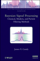 Bayesian Signal Processing: Classical, Modern and Particle Filtering Methods  (0470180943) cover image