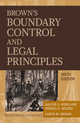 Brown's Boundary Control and Legal Principles, 6th Edition (0470183543) cover image