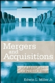 Mergers and Acquisitions: A Step-by-Step Legal and Practical Guide (0470222743) cover image