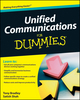 Unified Communications For Dummies (0470401443) cover image