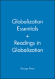 Globalization Essentials + Readings in Globalization (0470670843) cover image
