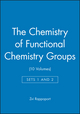 The Chemistry of Functional Chemistry Groups, Sets 1 and 2 (10 Volumes) (0470779543) cover image