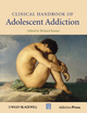 Clinical Handbook of Adolescent Addiction (0470972343) cover image