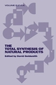 The Total Synthesis of Natural Products: Bicyclic and Tricyclic Sesquiterpenes, Volume 11, Part B (0471188743) cover image