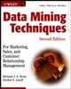 Data Mining Techniques: For Marketing, Sales, and Customer Relationship Management, 2nd Edition (0471470643) cover image