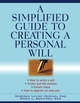 A Simplified Guide to Creating a Personal Will (0471480843) cover image