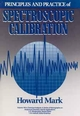 Principles and Practice of Spectroscopic Calibration (0471546143) cover image