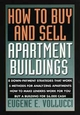 How to Buy and Sell Apartment Buildings (0471579343) cover image