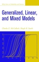 Generalized, Linear, and Mixed Models (0471654043) cover image