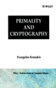Primality and Cryptography (0471909343) cover image