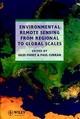 Environmental Remote Sensing From Regional to Global Scales (0471944343) cover image