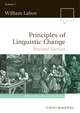 Principles of Linguistic Change, Volume 1: Internal Factors (0631179143) cover image