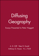 Diffusing Geography: Essays Presented to Peter Haggett (0631195343) cover image