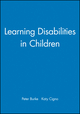 Learning Disabilities in Children (0632051043) cover image