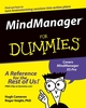 MindManager For Dummies (0764559443) cover image
