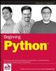 Beginning Python (0764596543) cover image