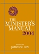 The Minister's Manual, 2004 Edition (0787967343) cover image