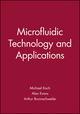 Microfluidic Technology and Applications (0863802443) cover image