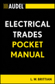 Audel Electrical Trades Pocket Manual (1118086643) cover image