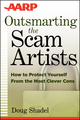 Outsmarting the Scam Artists: How to Protect Yourself From the Most Clever Cons (1118173643) cover image