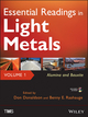 Essential Readings in Light Metals, Volume 1, Alumina and Bauxite (1118636643) cover image