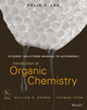 Student Solutions Manual to accompany Introduction to Organic Chemistry, 5th Edition (1118777743) cover image