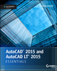AutoCAD 2015 and AutoCAD LT 2015 Essentials: Autodesk Official Press (1118871243) cover image