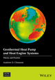 Geothermal Heat Pump and Heat Engine Systems: Theory And Practice (1118961943) cover image