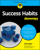 Success Habits For Dummies (1119508843) cover image