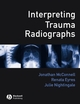 Interpreting Trauma Radiographs (1405115343) cover image