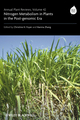 Annual Plant Reviews, Volume 42, Nitrogen Metabolism in Plants in the Post-genomic Era (1405162643) cover image