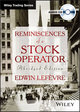 Reminiscences of a Stock Operator (1592801943) cover image