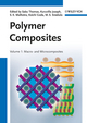 Polymer Composites, Volume 1, Macro- and Microcomposites (3527326243) cover image