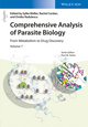 Comprehensive Analysis of Parasite Biology: From Metabolism to Drug Discovery (3527339043) cover image