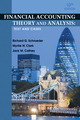 Financial Accounting Theory and Analysis: Text and Cases, 10th Edition (EHEP001743) cover image