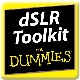 Digital SLR Photography Toolkit For Dummies App (WS100043) cover image