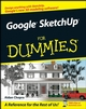 Google SketchUp For Dummies (0470137444) cover image