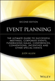 Event Planning: The Ultimate Guide To Successful Meetings, Corporate Events, Fundraising Galas, Conferences, Conventions, Incentives and Other Special Events, 2nd Edition (0470155744) cover image