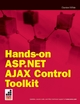 Hands - on ASP.NET AJAX Control Toolkit (0470286644) cover image