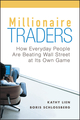 Millionaire Traders: How Everyday People Are Beating Wall Street at Its Own Game  (0470452544) cover image