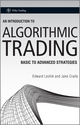 An Introduction to Algorithmic Trading: Basic to Advanced Strategies (0470689544) cover image